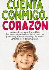 Campañas colaborativas: CUENTA CONMIGO, CORAZÓN.