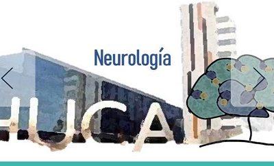 Neurología HUCA crea una página para acercar su atención a los pacientes neurológicos en tiempos de COVID_19
