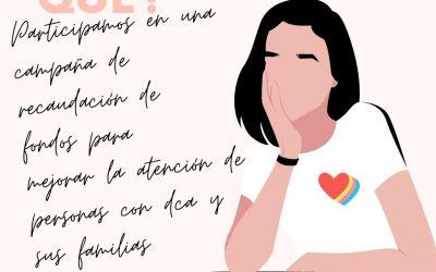 Participación en campaña de recaudación con la FEDERACIÓN ESPAÑOLA DE DAÑO CEREBRAL