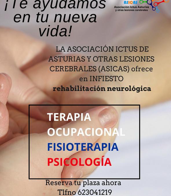 Reinicio de los programas de rehabilitación neurológica