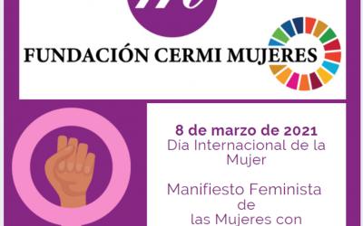 «Nosotras también somos mujeres». Fundación CERMI Mujeres,  8 de marzo de 2021